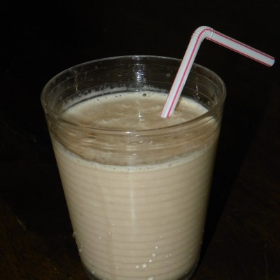 Monkey Milkshakes with a Secret Ingredient