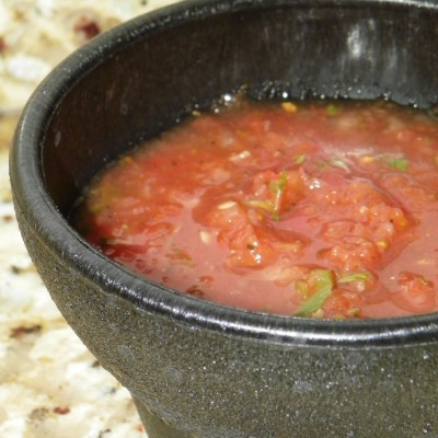 Salsa–it's perfect every time
