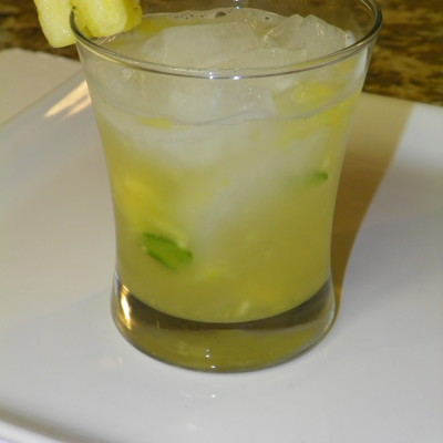 Picoso…a Mexican Cocktail