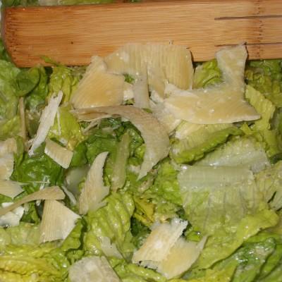 Thai Caesar Salad