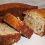 Easy Banana Bread using a Boxed Cake Mix