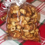 Sweet Spiced Nuts
