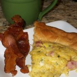 Crescent Roll Quiche