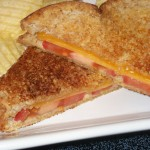 Grown-Up Grilled Cheese Sammies