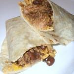 Mexi-Cali Meat Burritos