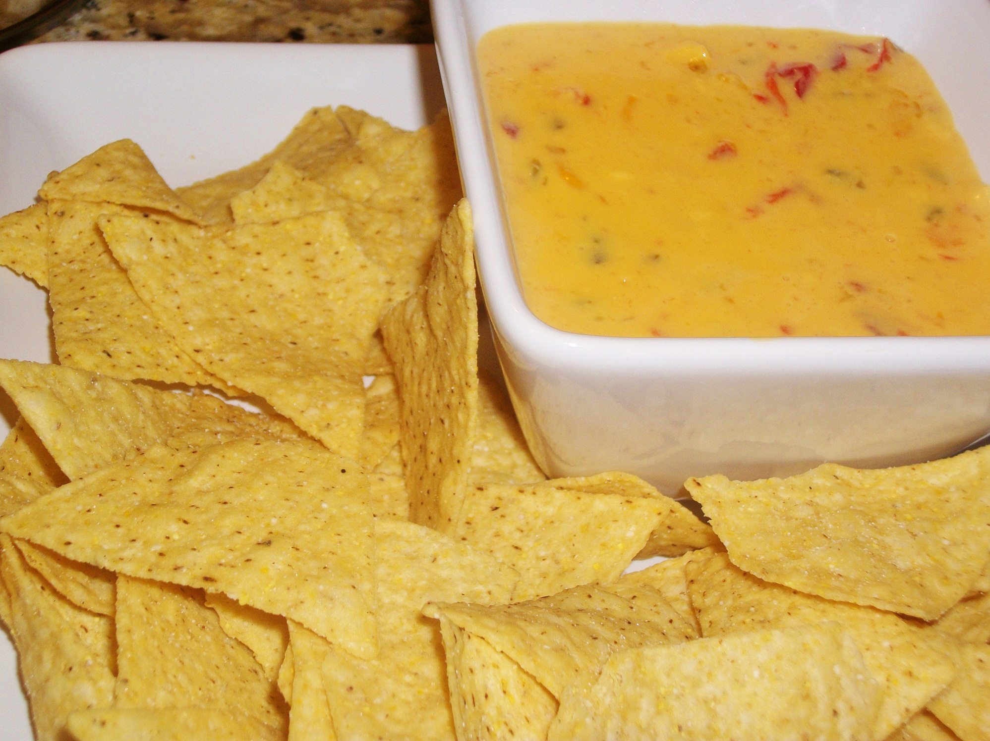 The Best Chile con Queso - Around My Family Table