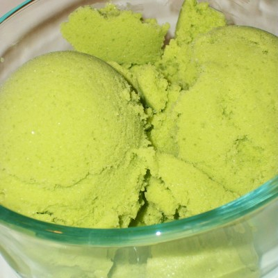 Spinach Ice Cream