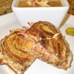Grilled Ruben Sandwiches