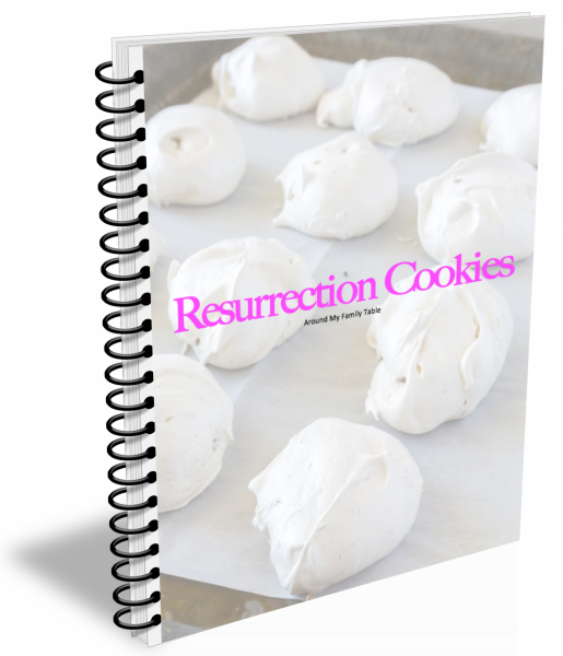 resurrection cookies printable ebook