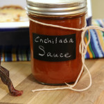 DIY Homemade Enchilada Sauce from Scratch