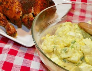 Classic Mustard Potato Salad