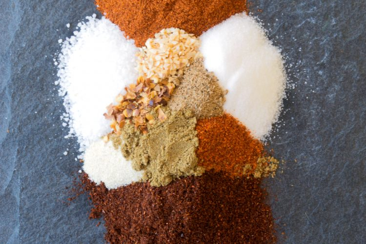Homemade Chicken Fajita Seasoning is a mixture of spices, that you probably already have in your pantry. It's easy and delicious. Double or triple it for easy weeknight fajitas for months.