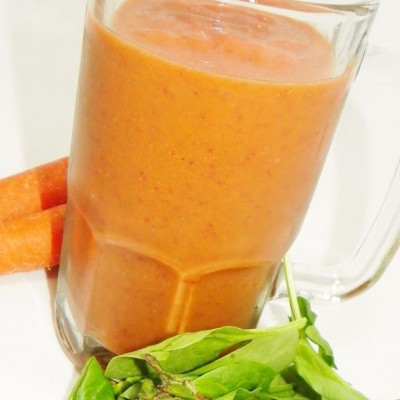 Fruit (and Veggie) Smoothies