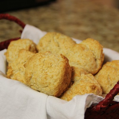 "Easy ""Beer"" Biscuits"