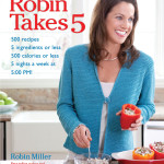 Robin Takes 5: Cookbook Review