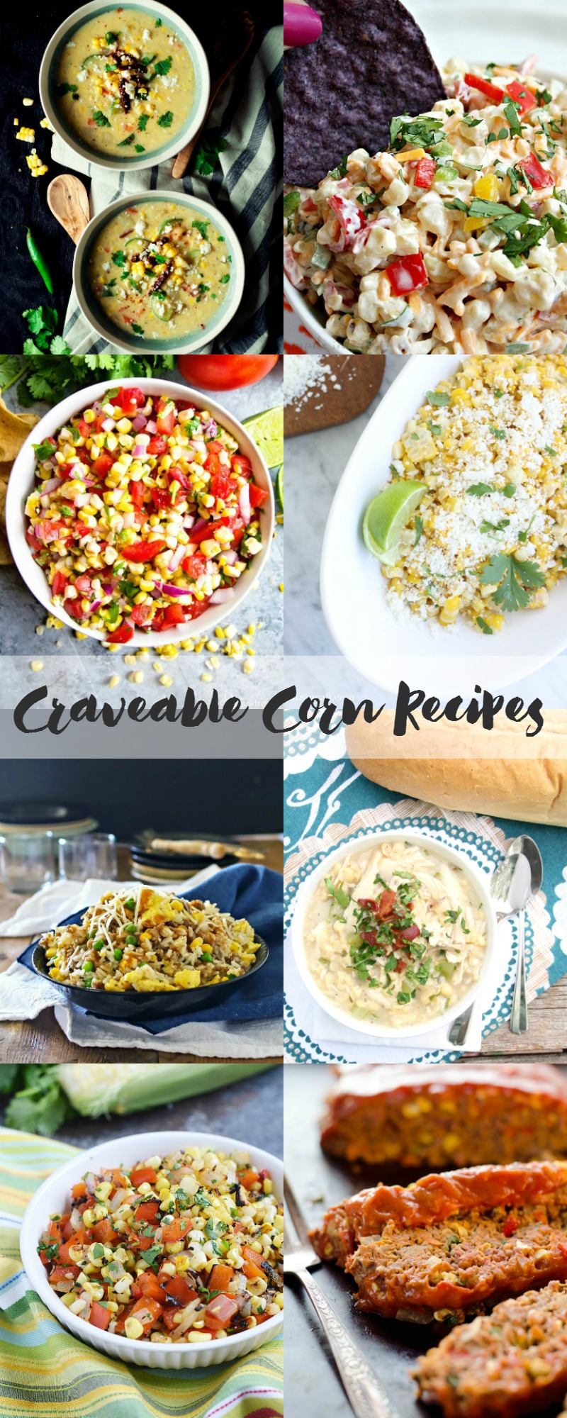 The perfect recipes for all the sweet summer corn!