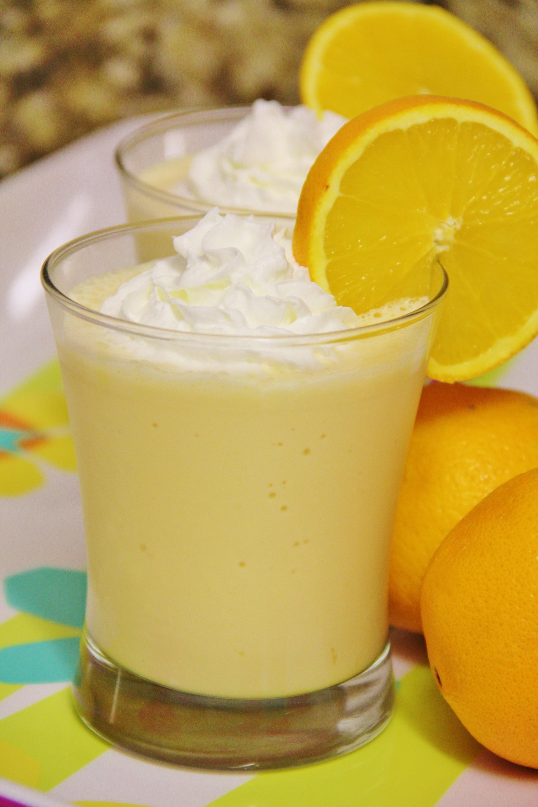 Как сделать молочный коктейль в домашних условиях с соком