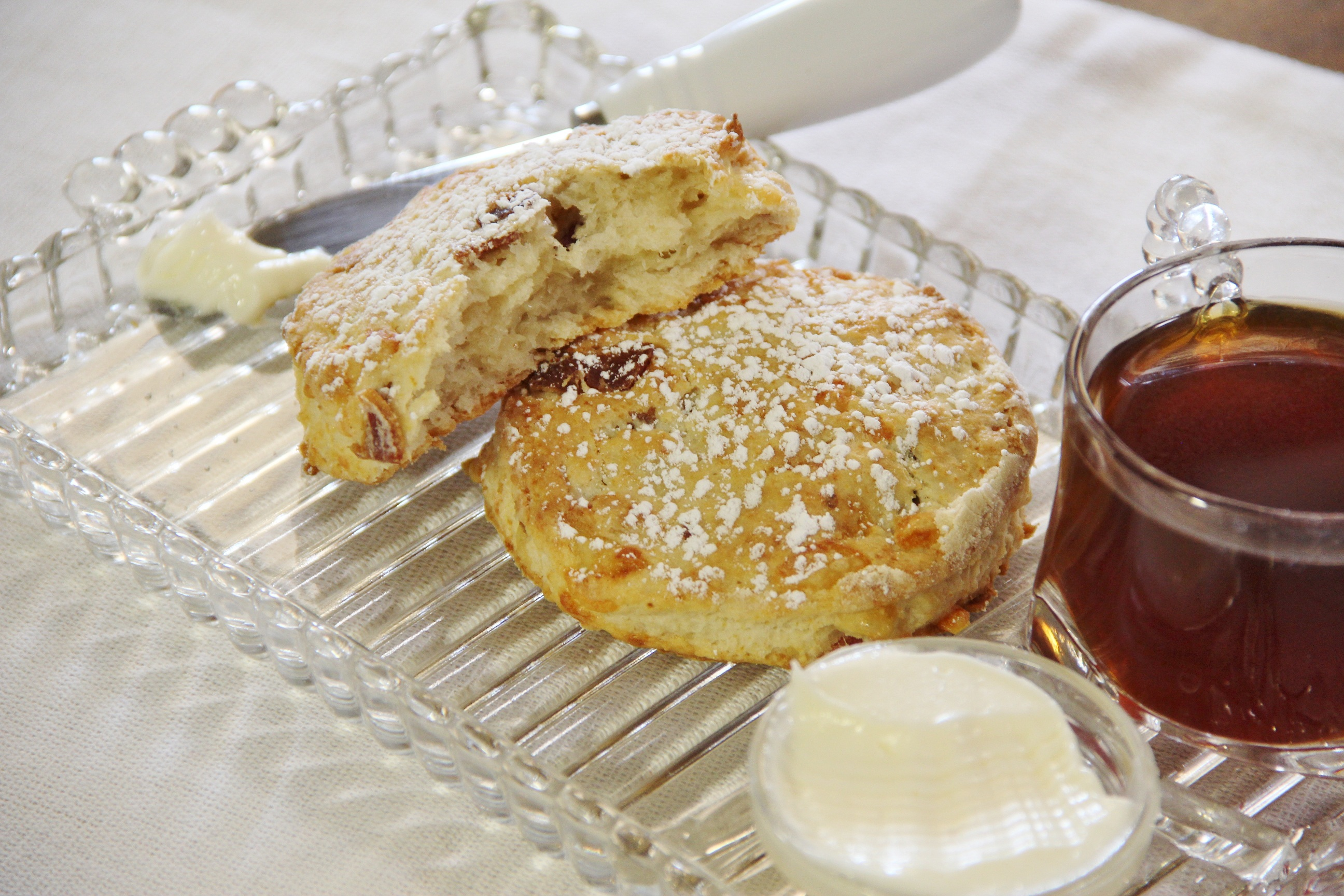 Bacon Cheddar Scones | Cooking and Recipes