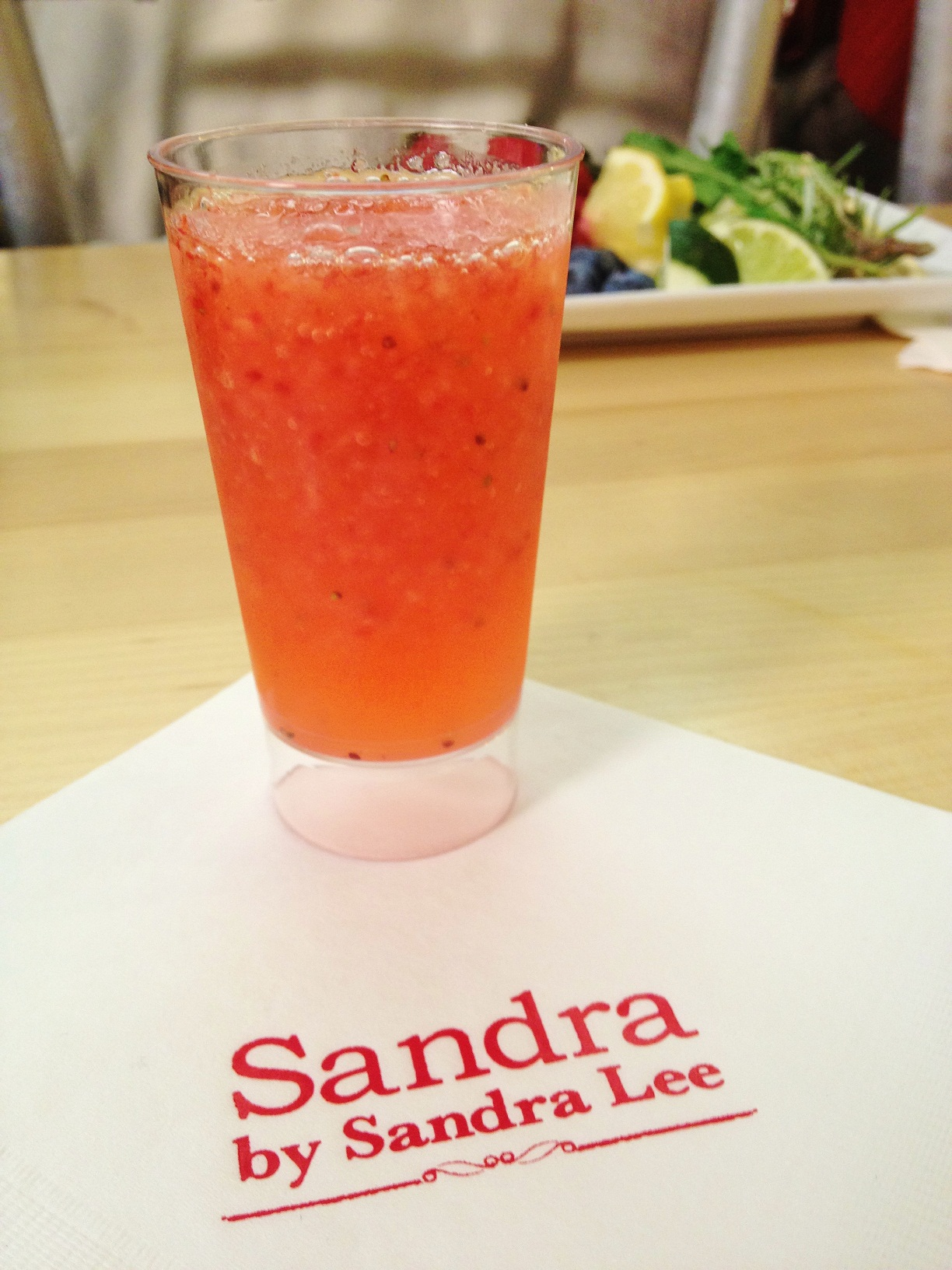Sandra's Strawberry Daiquiri