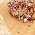 Fresh Cherry Cheese Ball