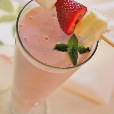 Strawberry Shortcake Milkshake