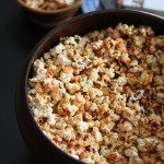Smoked Paprika Kettle Corn {A Recipe Junkie}