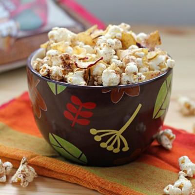 Apple Cinnamon Popcorn {Eat, Drink, Love}