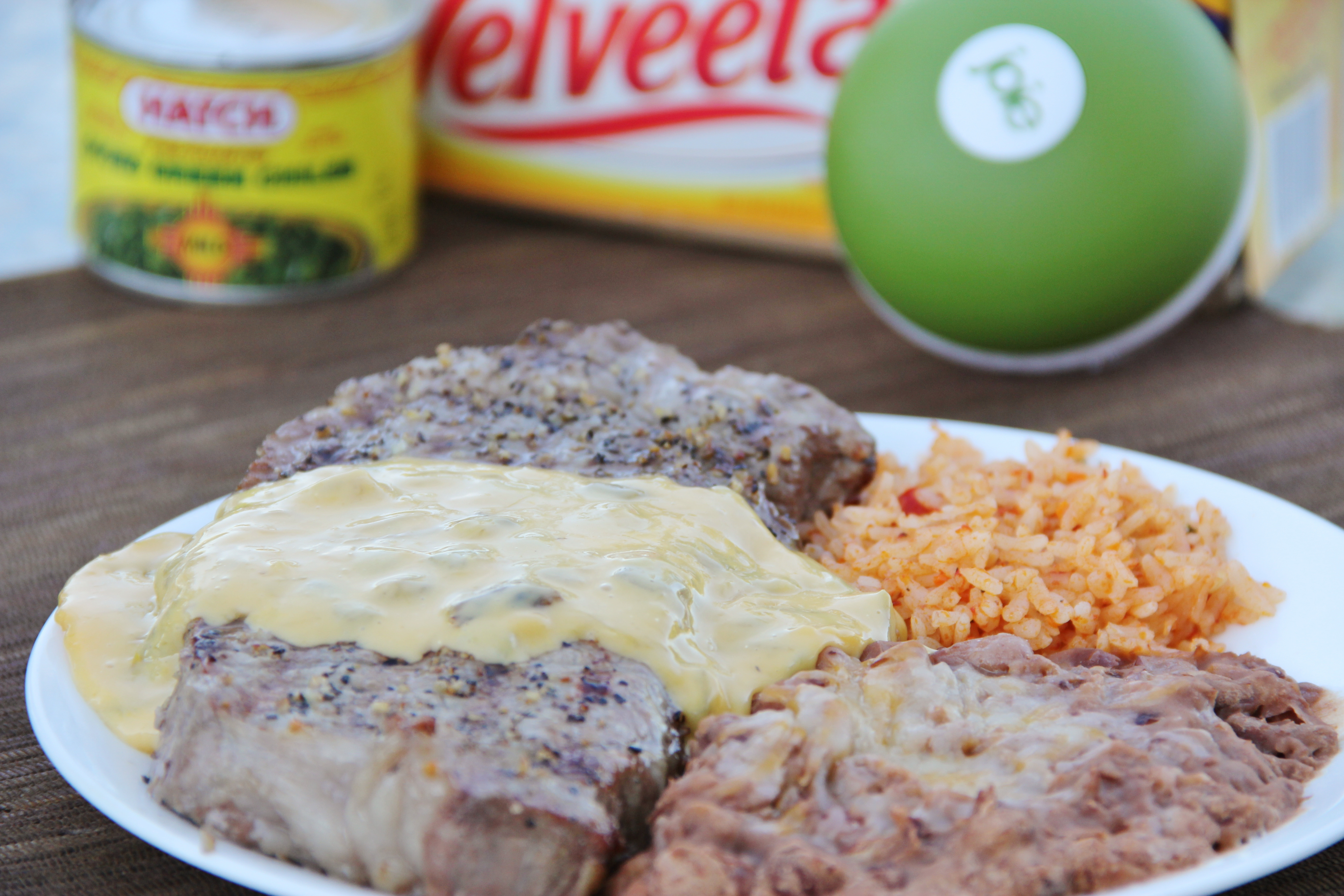 Steak Tampico--copycat recipe