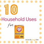 10 Uses for Arm & Hammer Baking Soda