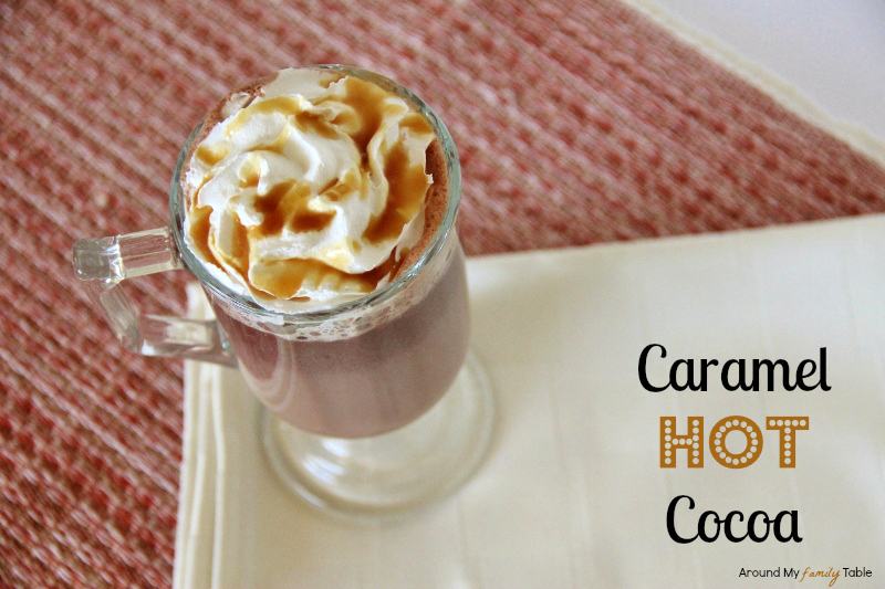 Decadent Caramel Hot Cocoa