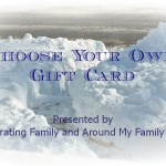 Choose Your Gift Card $20 Giveaway (1/04)