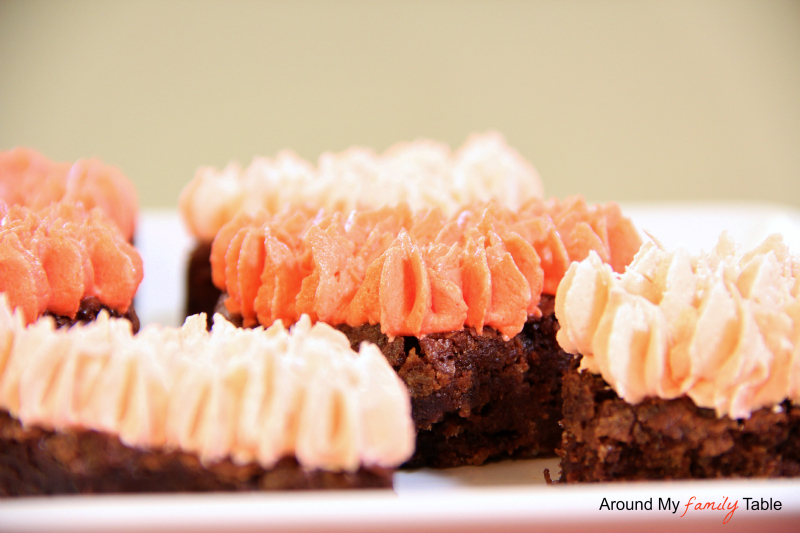 Valentine's Brownies