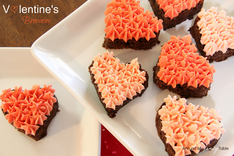 Valentine's Brownies