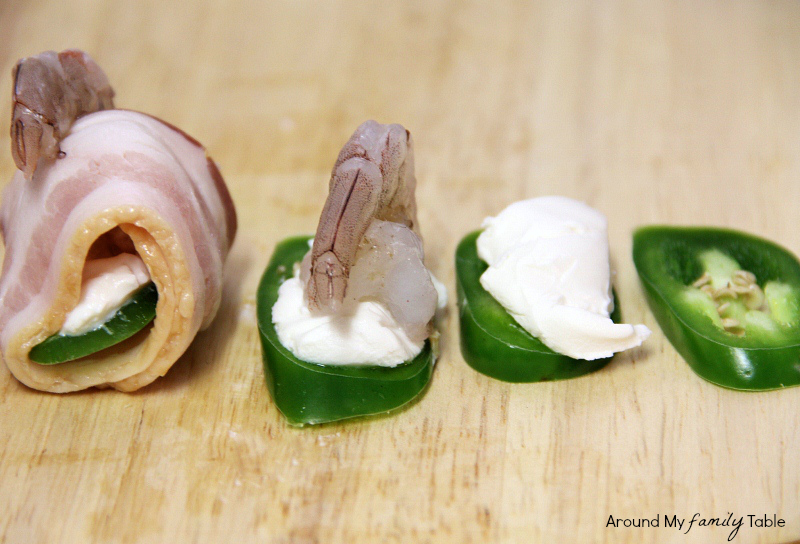 Don't let the idea of wrapping shrimp in bacon with jalapenos scare ...