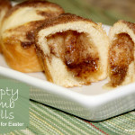 Empty Tomb Rolls...teaching kids the true meaning of Easter