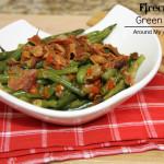 Firecracker Green Beans