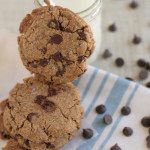 Espresso and Sea Salt Cookies _ Cookies
