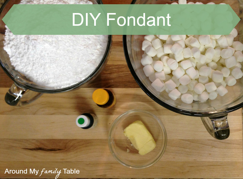 How to Make Homemade Fondant aka MMF (plus video)