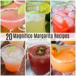 When Life gives you Limes, make Margaritas! 20 Magnífico Margarita Recipes