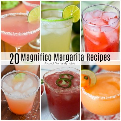 20 Margarita Recipes
