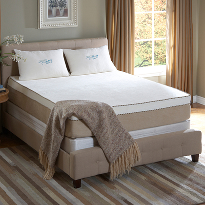 Nature's Sleep St Lucia Mattress Review & Giveaway (ends 8/15)