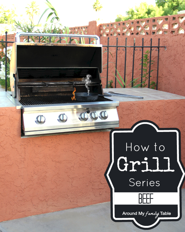 how to cook a tbone on the grill