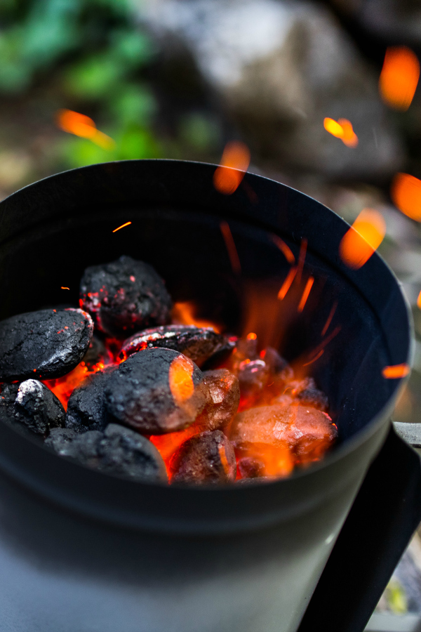 Everything you need to know about grilling with a charcoal grill. Summertime means grilling time! If you're a little nervous, don't be, myHow to Grill using a Charcoal Grillguide will get you to grill master in no time! It's part of my Grilling 101 Summer series!