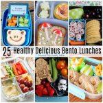 25 Healthy & Delicious Bento Lunches