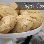 The Best (and Easiest) Sugar Cookies EVER!