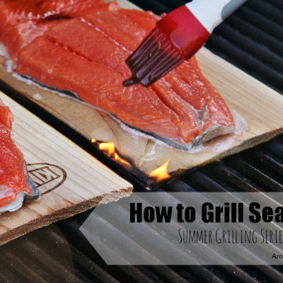 How to Grill Seafood