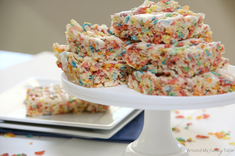 ... discover the most delicious rice krispies treat recipe on the planet