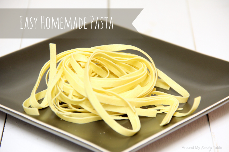 Easy Homemade Pasta Includes Traditional Gluten Free And Vegan Recipes