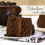 Cakes from Scratch....chocolate, white, gluten free, & vegan recipes!