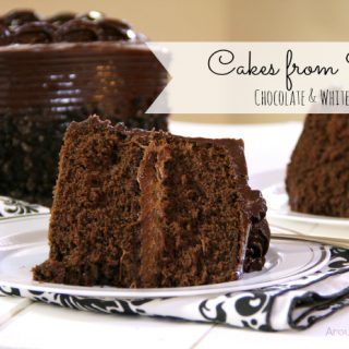 chocolate cake from scratch